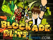 Play Ben 10 - Blockade-blitz
