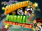 Play Ben 10 - Cannonbolt Pinball