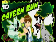 Play Ben 10 - Cavern Run