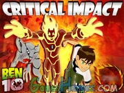 Ben 10 - Critical Impact Icon