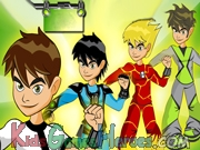 Play Ben 10 - Dress Up