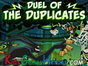 Play Ben 10 - Duel Of The Duplicates