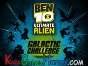 Play Ben 10 - Galactic Challenge