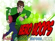 Play Ben 10 - Hero Hoops