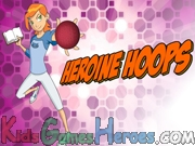 Play Ben 10 - Heroine Hoops
