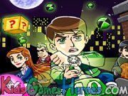 Play Ben 10 - Kart