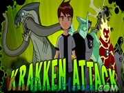 Play Ben 10 - Krakken Attack