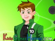 Play Ben 10 - New Dress Up