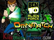 Play Ben 10 - OmniMatch