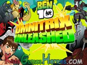 Ben 10 - Omnitrix Unleashed Icon