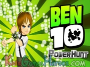 Play Ben 10 - Power Hunt