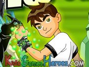Play Ben 10 - Puzzle Game