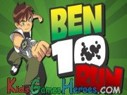 Ben 10 - Run Icon