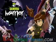 Ben 10 - Samuray Warrior Icon