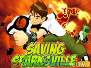Ben 10 - Saving SparkSville Icon