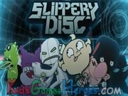 Ben 10 - Slippery Disc Icon