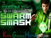 Play Ben 10 - Swarm Smash