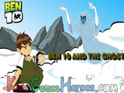 Ben 10 - The Ghost Icon