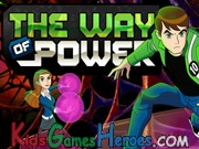 Play Ben 10 - The Way Of Power