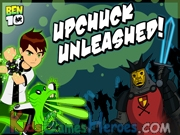 Play Ben 10 - Upchuck  Unleashed