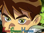 Play Ben 10 - Upgrade Space Battle