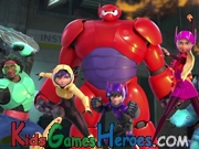 Play Big Hero 6 - Puzzle