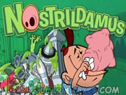 Billy and Mandy - Nostrildamus Icon