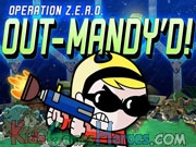 Play Billy and Mandy - Operation Z.E.R.O, Out-Mandy'd