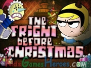Play Billy and Mandy - The Fright Before Christmas