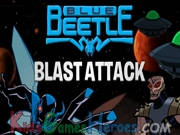 Play Blue Beetle - Blast Attack