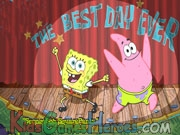 Play Sponge Bob - Best Day Ever