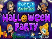Bubble Guppies - Halloween Party Icon