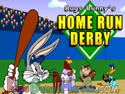 Play Bugs Bunny - Home Run Derby