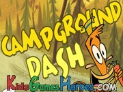 Play Camp Lazlo - Campground Dash
