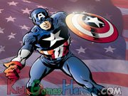 Play Captain America - Animation