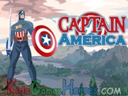 Play Captain America - Dress up