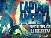 Play Captain America- Sentinel of Liberty!