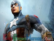 Play Captain America - The First Avenger