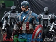 Play Captain America - The First Avenger - Trailer