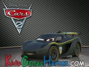Cars 2 - Lewis Hamilton Icon