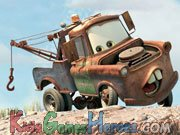 Cars - Mater Rescue Icon