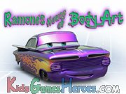 Cars -  Ramone's House of Body Art Icon