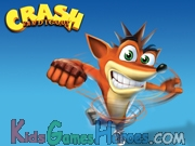 Play Crash Bandicoot Flash