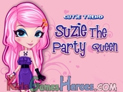 Cutie Trend - Suzie the Party Queen Icon