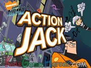 Danny Phantom - Action Jack Icon