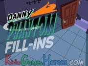 Play Danny Phantom - Fill-ins