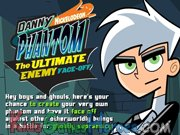 Danny Phantom - The Ultimate Enemy Icon
