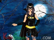 Dark Bat Fashion Heroes Icon