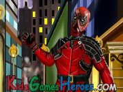 Play Deadpool - Dress Up