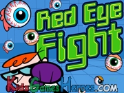 Play Dexter Laboratory - Red Eye Fight